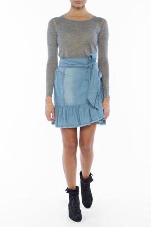 Lacing detail denim skirt od Isabel Marant Etoile